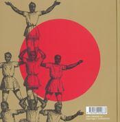 Du permanent a l ephemere :espaces de cirque - 4ème de couverture - Format classique