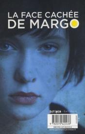 La face cachée de Margo - 4ème de couverture - Format classique