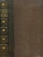 Oeuvres De Alfred De Musset - Couverture - Format classique
