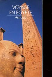 Voyage En Egypte - Couverture - Format classique