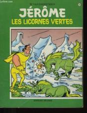 Jerome - Les Licornes Vertes - Couverture - Format classique