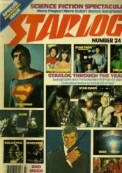 Starlog N°24 - Couverture - Format classique