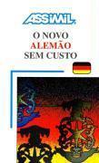 O novo alemão sem custo - Couverture - Format classique