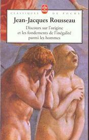 Discours sur l'origine et les fondements de l'inégalité parmi les hommes - Intérieur - Format classique
