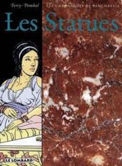 Les Statues - Couverture - Format classique