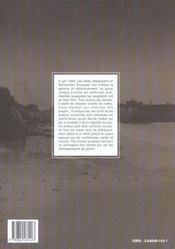 Les plages du debarquement ; le guide - 4ème de couverture - Format classique
