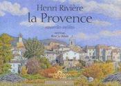 Henri riviere la provence - Intérieur - Format classique