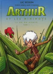 Arthur et les minimoys t.1 - Intérieur - Format classique