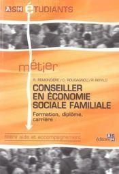 Conseiller En Economie Sociale Et Familiale - Intérieur - Format classique