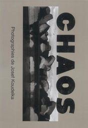 Chaos - Intérieur - Format classique