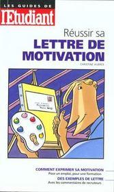 Reussir Sa Lettre De Motivation 98 - Intérieur - Format classique