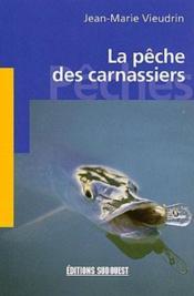 Peche des carnassiers/poche - Couverture - Format classique