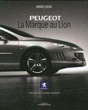 Peugeot, la marque au lion - Intérieur - Format classique