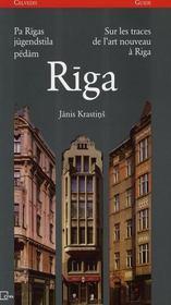 Sur les traces de l'art nouveau à Riga - Intérieur - Format classique