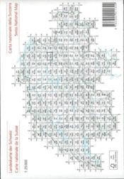 Walensee - 4ème de couverture - Format classique