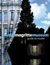 Musée Magritte ; guide du musée - Couverture - Format classique