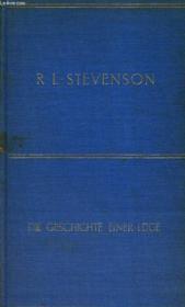Die Geschichte Einer Lüge Und Anderen Erzählungen - Couverture - Format classique