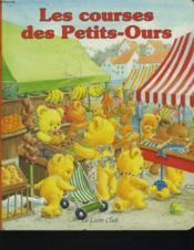 Les courses des Petits-Ours - Couverture - Format classique