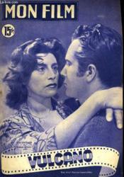 Mon Film N° 225 - Vulcano - Couverture - Format classique