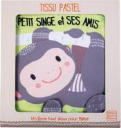 Petit Singe et ses amis - Couverture - Format classique