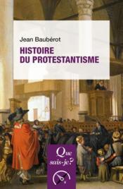 Histoire du protestantisme (10e édition) - Couverture - Format classique