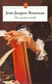 Du contrat social - Intérieur - Format classique