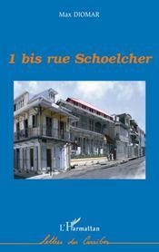 1 bis rue Schoelcher - Intérieur - Format classique