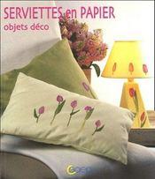 Serviettes en papier t.2 - Intérieur - Format classique