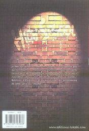 High school T.2 - 4ème de couverture - Format classique