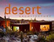 Desert architecture - Couverture - Format classique