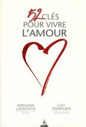 52 clés pour vivre l'amour - Couverture - Format classique