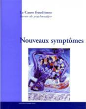 La cause freudienne N.38 ; le symptôme - Couverture - Format classique