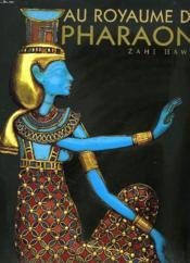 Au royaume des pharaons - Couverture - Format classique