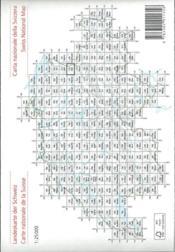 Buchs - 4ème de couverture - Format classique
