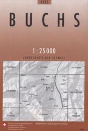 Buchs - Couverture - Format classique