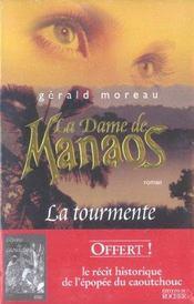 La dame de manaos, tome 1 - la tourmente - Intérieur - Format classique