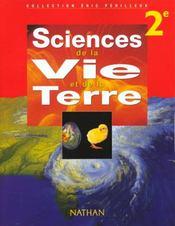 Svt.2e eleve ed.2000 - Intérieur - Format classique