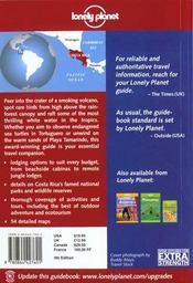 Costa Rica 4 - 4ème de couverture - Format classique