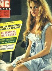 Cine Revue France - 37e Annee - N° 21 - Une Parisienne - Couverture - Format classique