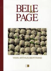 Belle page t.1; yann arthus bertrand - Intérieur - Format classique