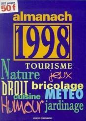 Almanach 98 - Couverture - Format classique