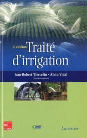 Traité d'irrigation (2e édition) - Couverture - Format classique