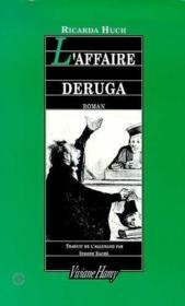 L'Affaire Deruga - Couverture - Format classique