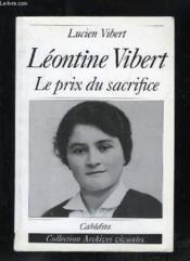 Leontine Vibert - Couverture - Format classique