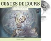 Contes de l'ours - Couverture - Format classique