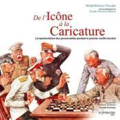 De L'Icone A La Caricature - Couverture - Format classique