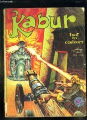Kabour N° 5. La Saga De Kabur. - Couverture - Format classique