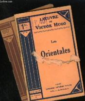 LES ORIENTALES - N° 35 et 36 - Couverture - Format classique