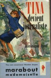 Tina Devient Journaliste - Couverture - Format classique