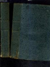 Romans Et Contes - En Deux Tomes - Tomes 1 + 2 . - Couverture - Format classique